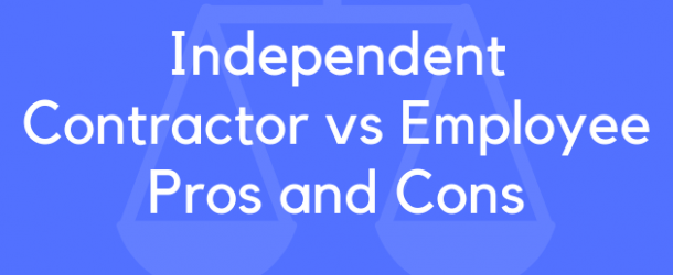The Benefits Of Becoming An Independent Contractor
